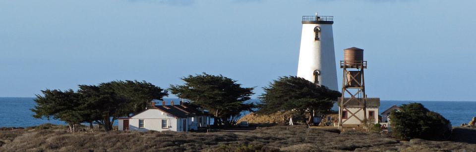 Piedras Blancas Light Station Home